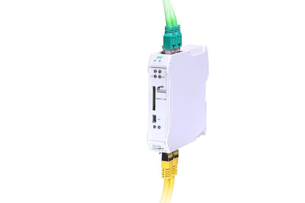 Gateway für alle industriellen Ethernet-Protokolle