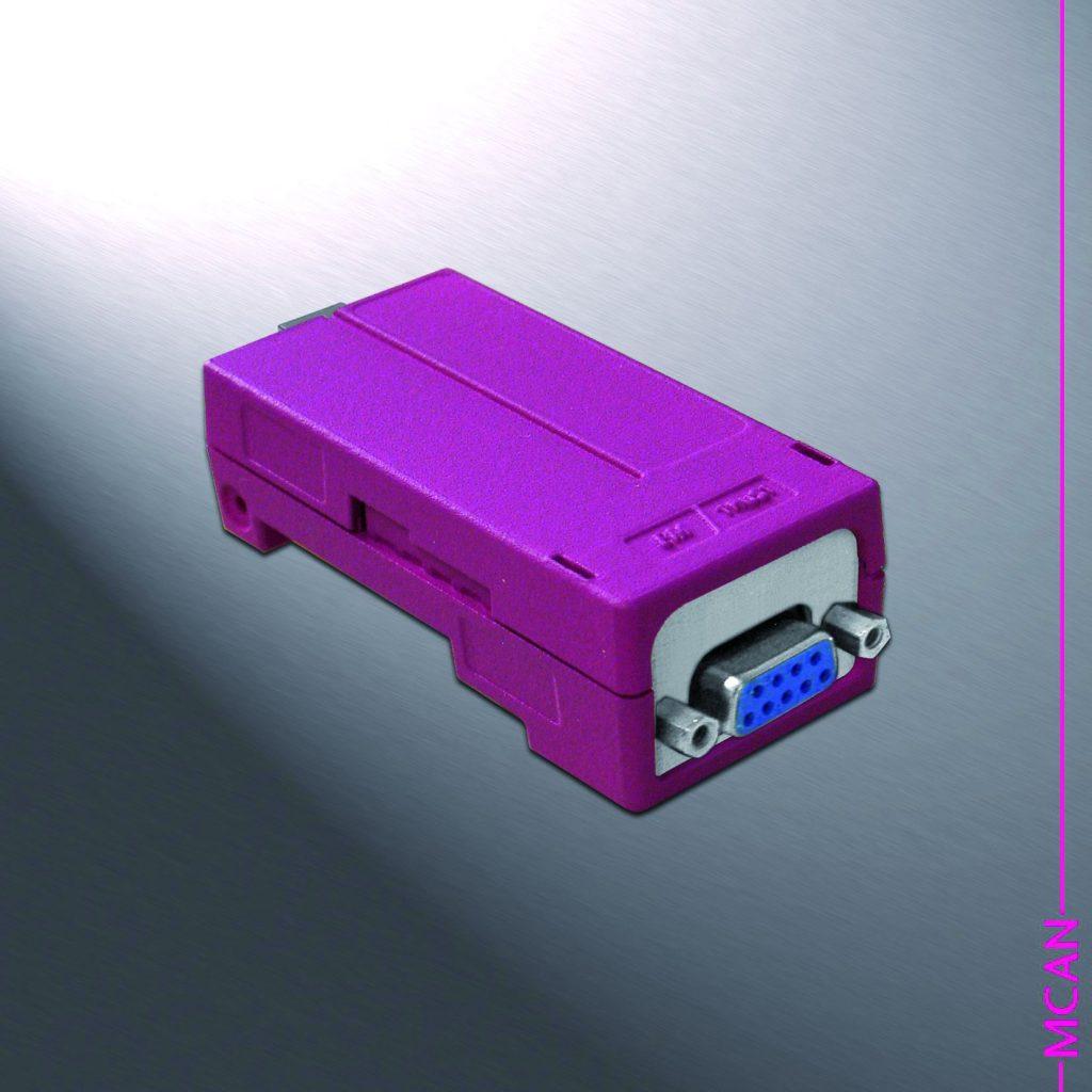 Robuster USB-zu-CAN-Adapter für industrielle Anwendungen