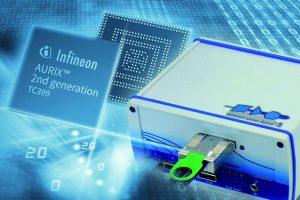 UDE ermöglicht komplette Steuerung von bis zu sechs TriCore-Kernen unter einer Oberfläche