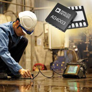 Stromsparender SAR-ADC sorgt für kürzere Prüfzeiten und Produktentwicklungszyklen
