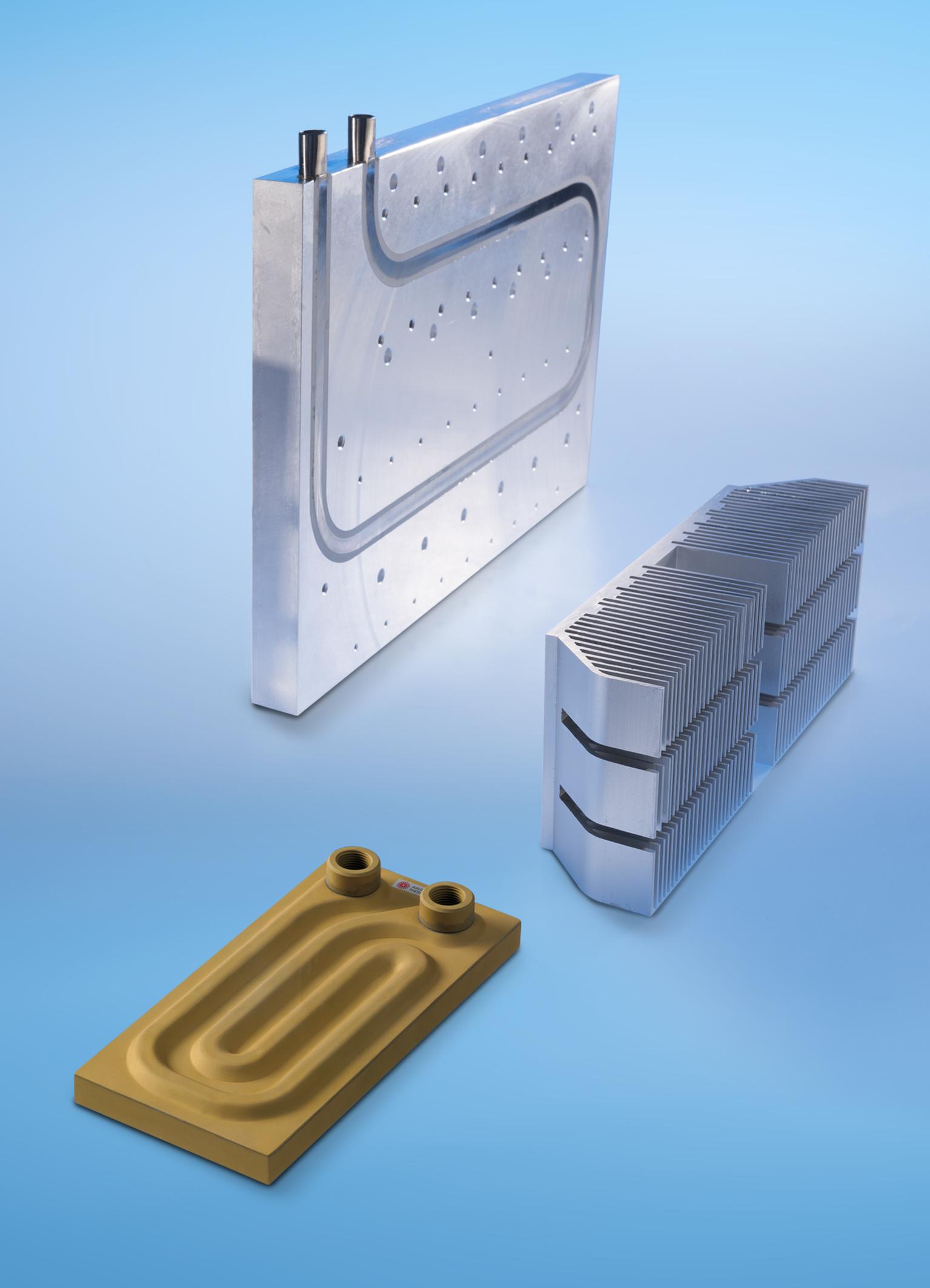 Leistungselektronik effizient kühlen