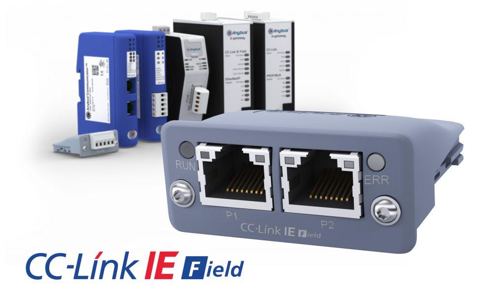 Neue Embedded Kommunikations-Schnittstelle für CC-Link IE Field