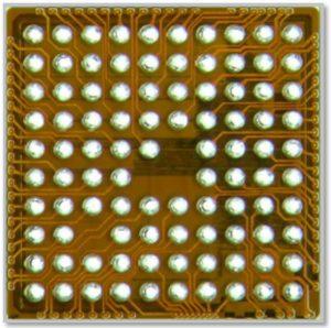 Stromsparender 32-bit Flash-Mikrocontroller für Wearables