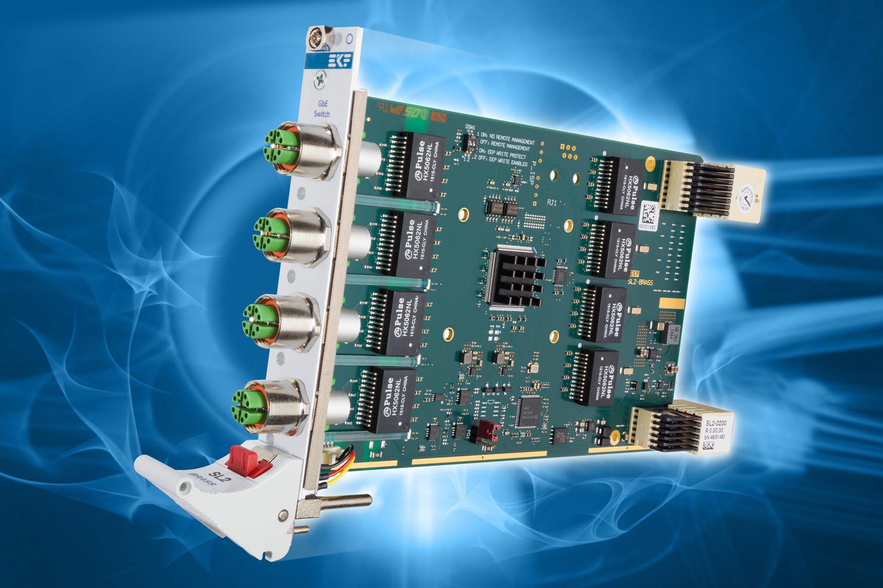 9-Port Gigabit Ethernet Switch