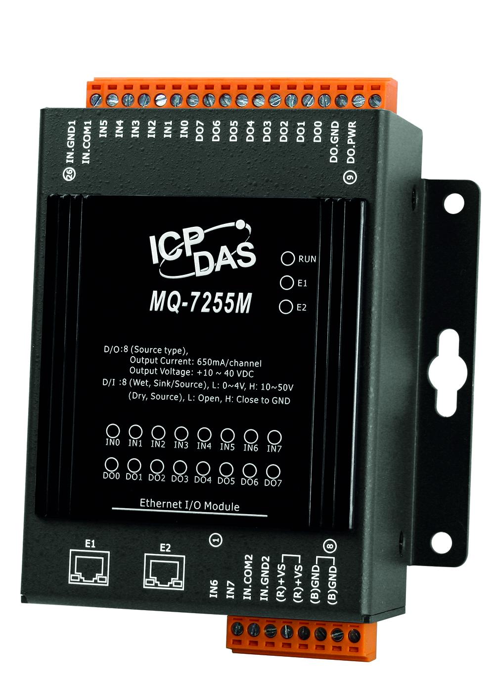 IIoT-Gateway mit integrierten I/Os
