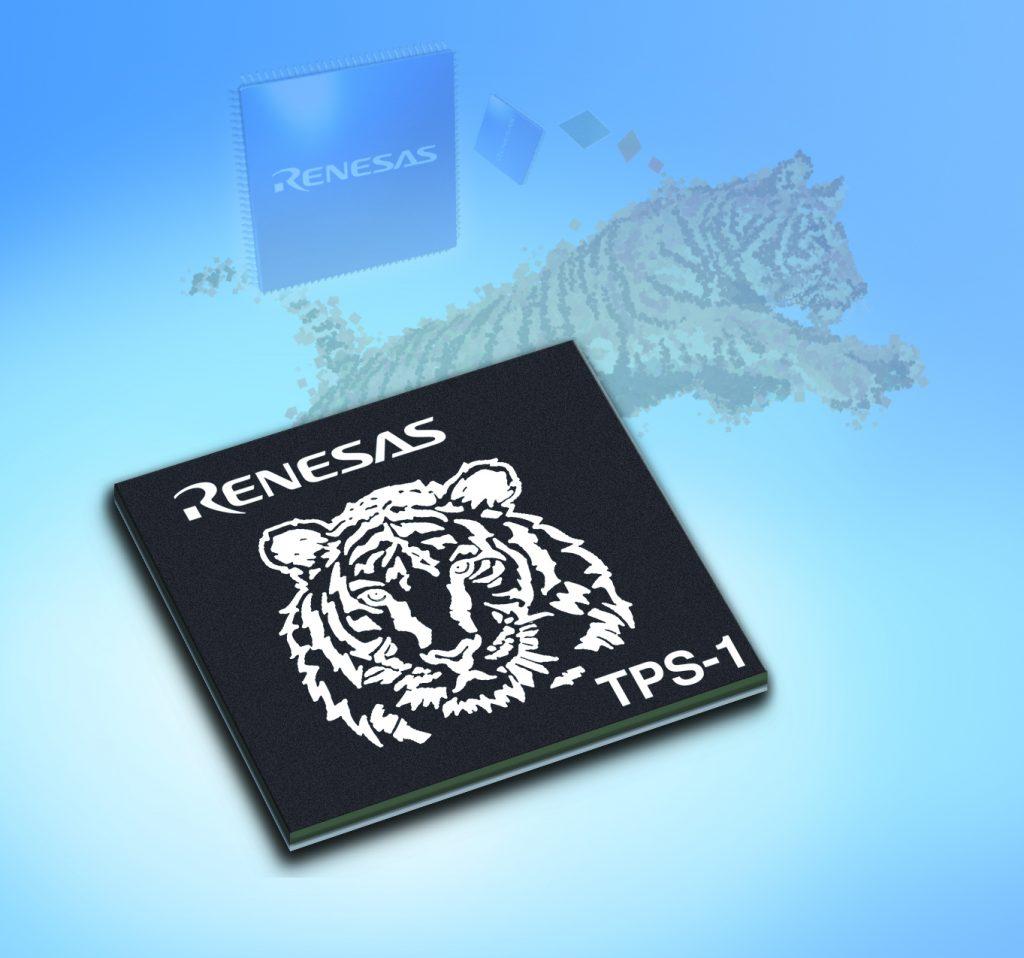 Renesas baut Softwareumgebung für seinen TPS-1 Profinet-IRT-Chip aus