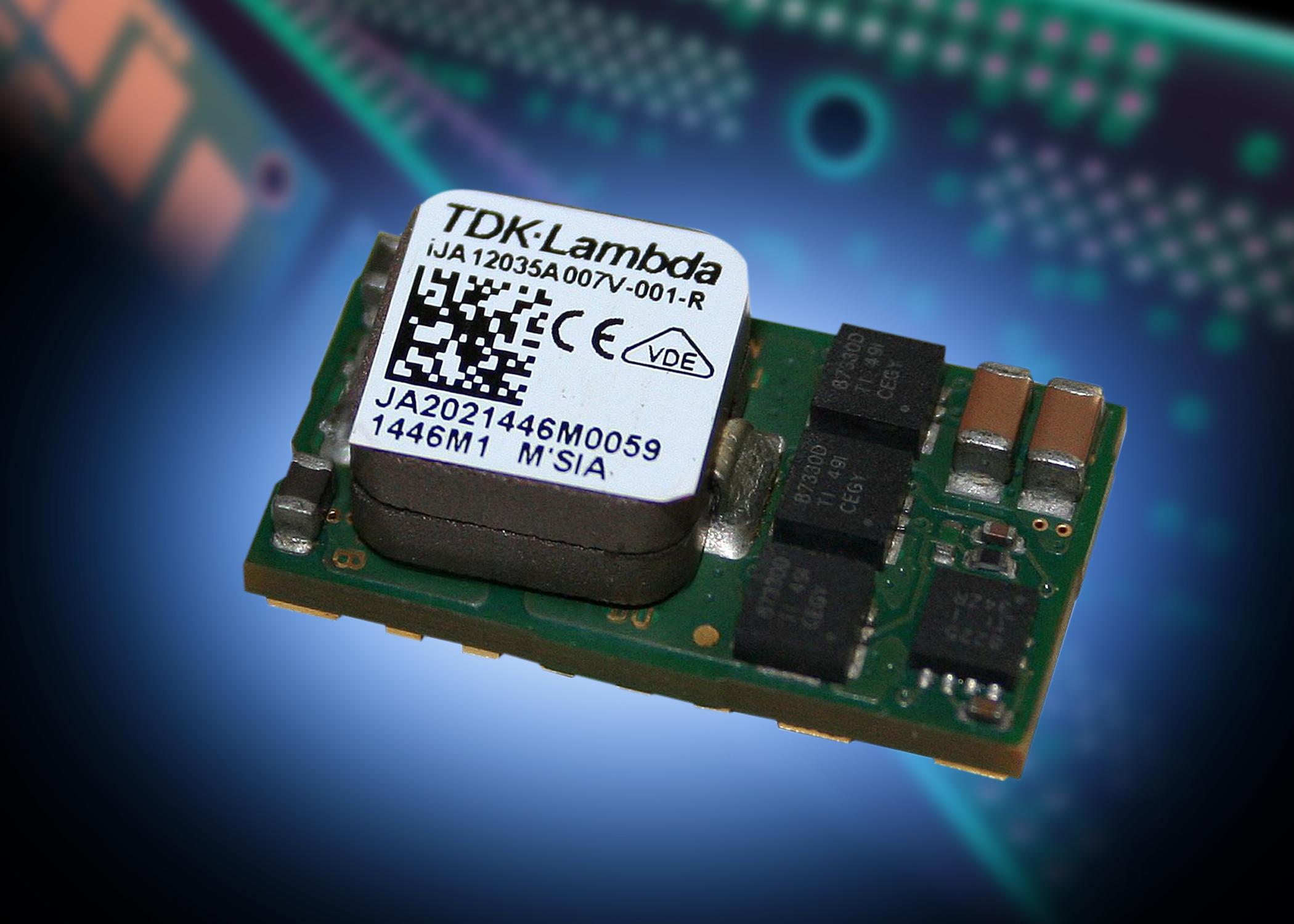 Digital geregelte PoL-DC DC-Wandler mit PMBusTM-Schnittstelle