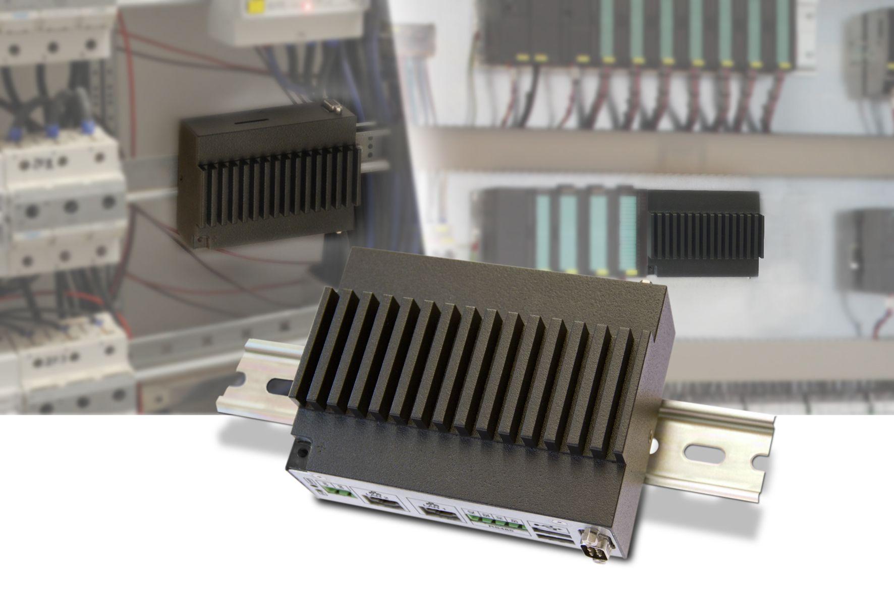 Ein flexibler Box-PC für Home Automation