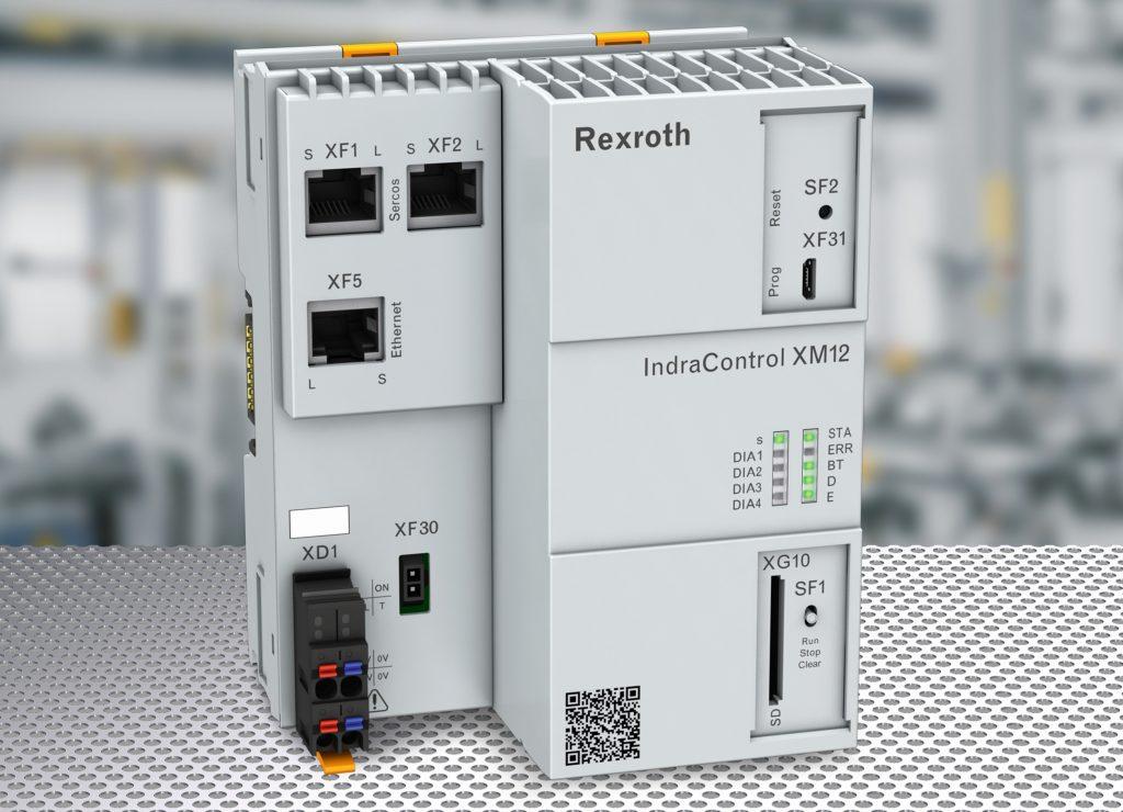 Steuerung IndraControl XM12 für die SPS-Automatisierung in der Fabrikautomation