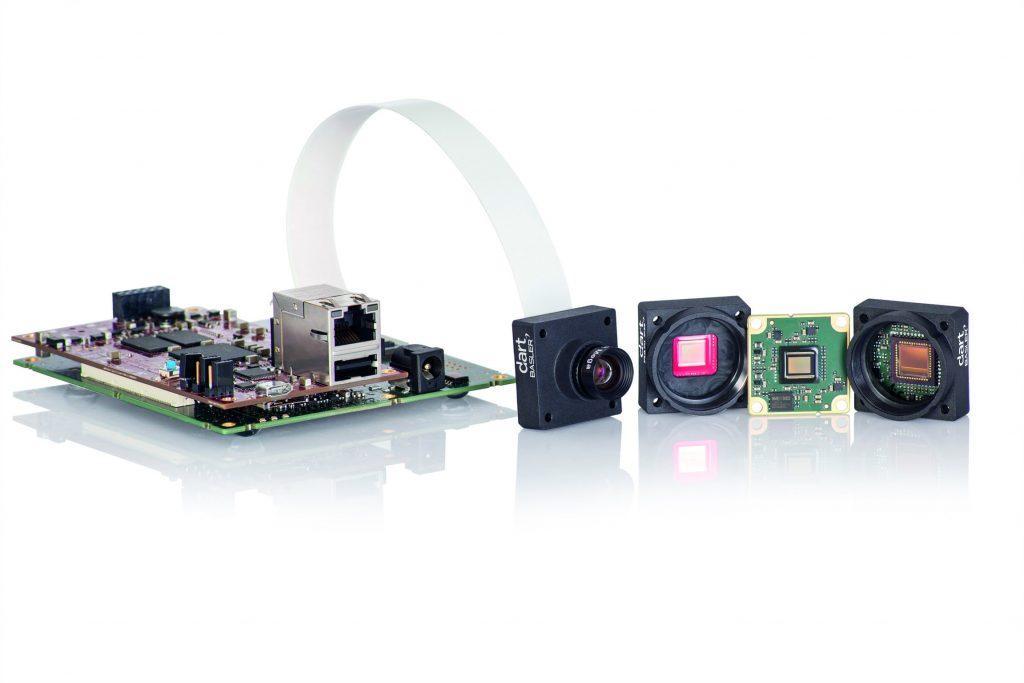 Kameramodule für Embedded Vision