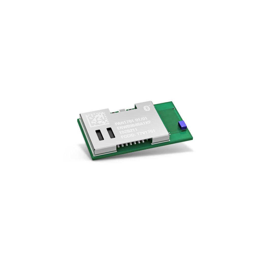 MSC präsentiert Bluetooth Smart/ NFC-Modul von Panasonic