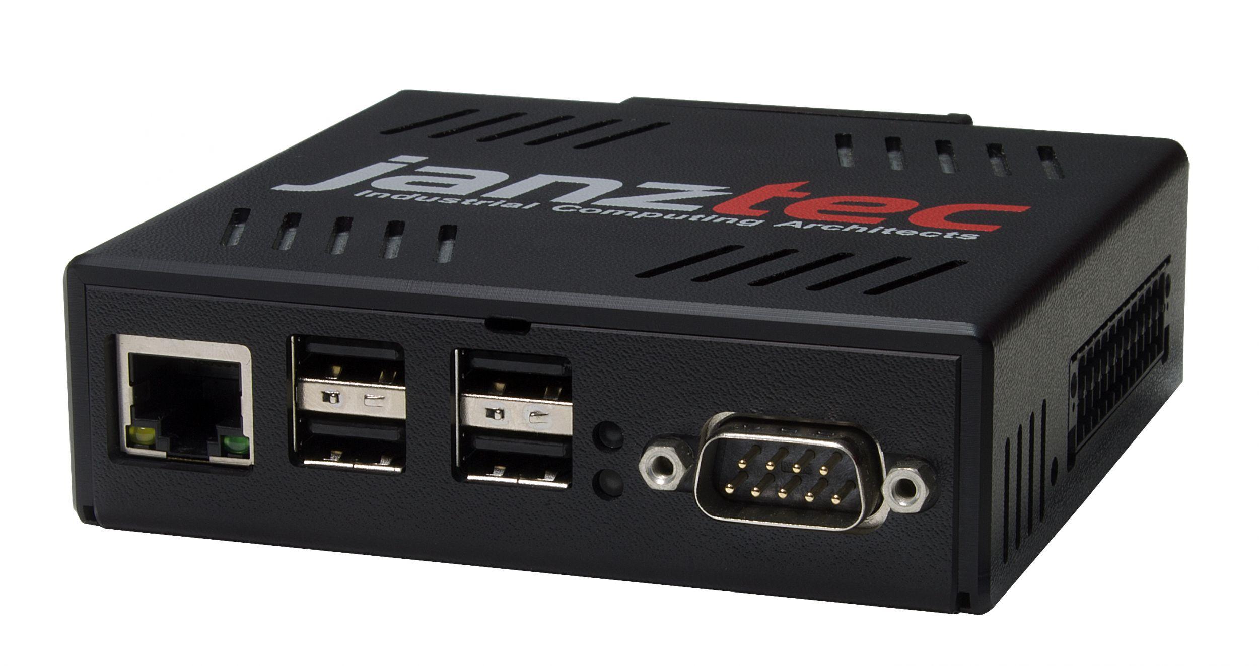 Embedded System basierend auf dem Raspberry Pi 3
