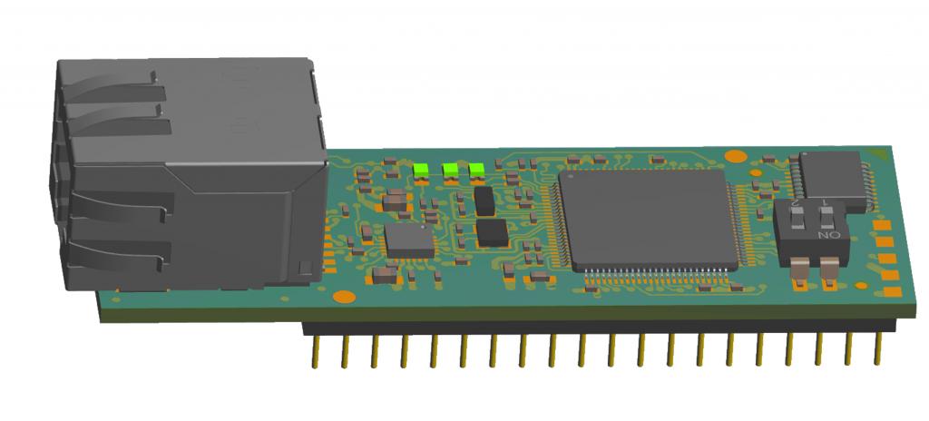 IoT-Chip für eine direkte Cloud-Anbindung ohne Gateway
