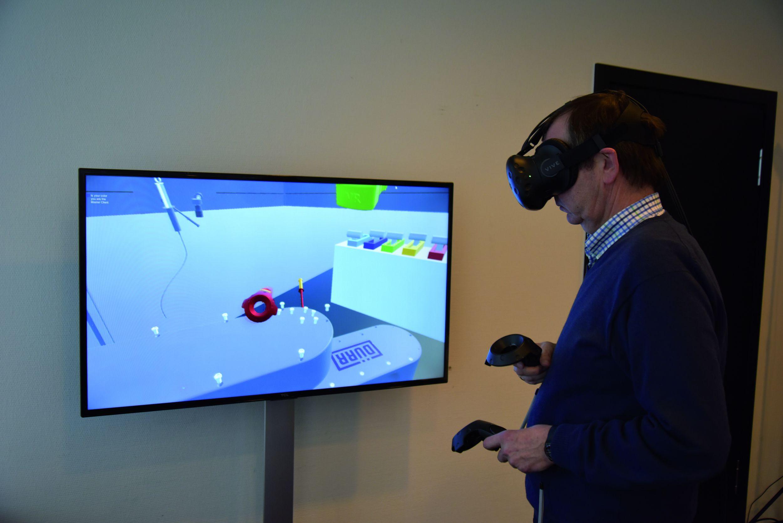 In der virtuellen Welt lernen und entwickeln