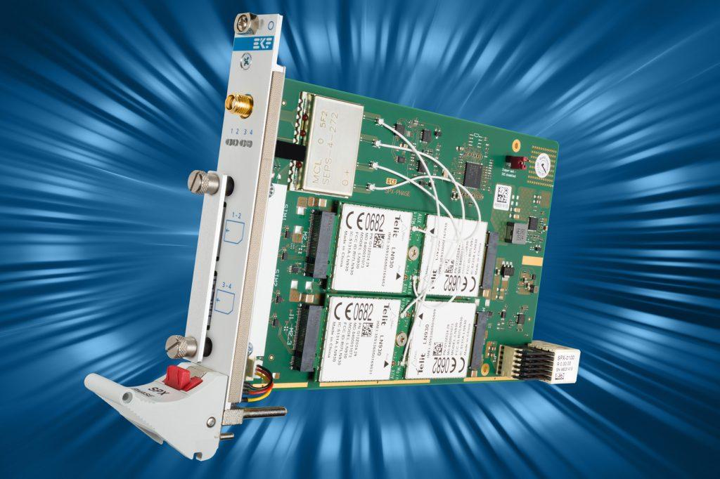 CompactPCI Serial für hohen Datendurchsatz