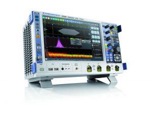 Laboroszilloskop bis 6GHz für Multi-Domain-Anwendungen