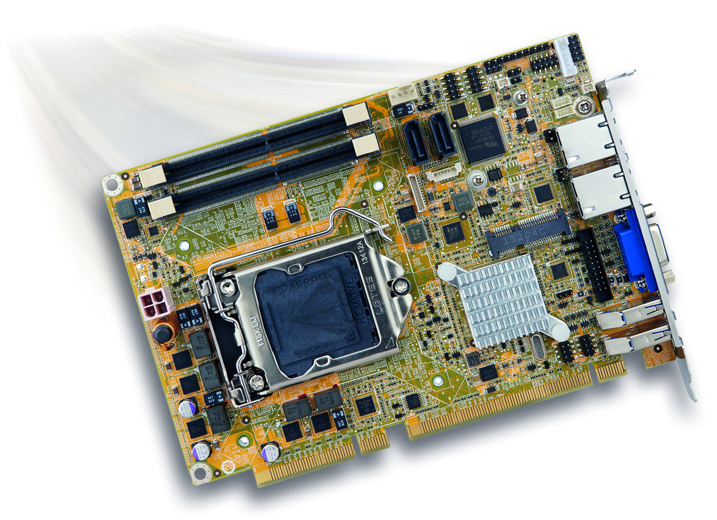 Computer-Karte/Slot-CPU für kompakte IPC-Lösungen
