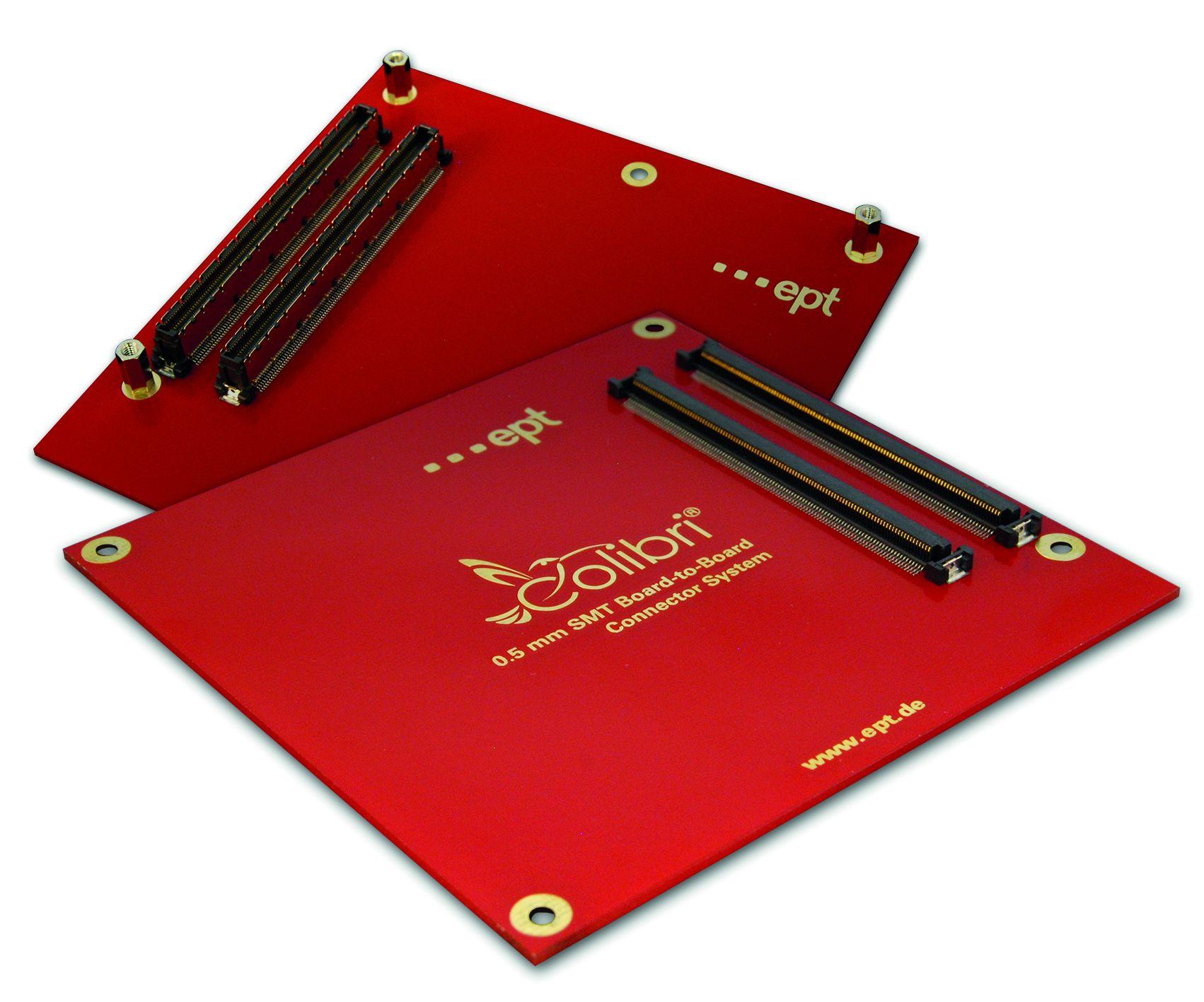 High Speed-Leiterplattensteckverbinder für COM Express Pinout Typ 7