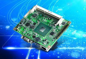 MIO-2360 Single Board Computer ? klein, genügsam und dank Intel-Power für alles gewappnet