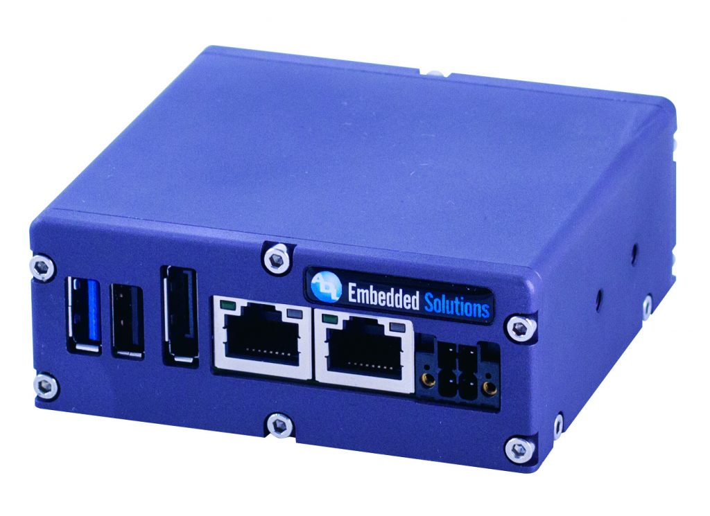 ADL Embedded Solutions bietet mit dem ADLEPC-1500 einen ultrakompakten Embedded-PC für industrielle Anwendungen