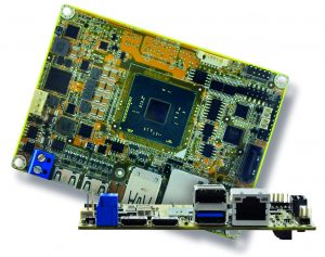 Pico-ITX SBC für starke Visualisierungen