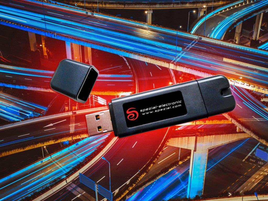 Bluetooth-4.0-USB-Stick ermöglicht Reichweiten bis zu 300m