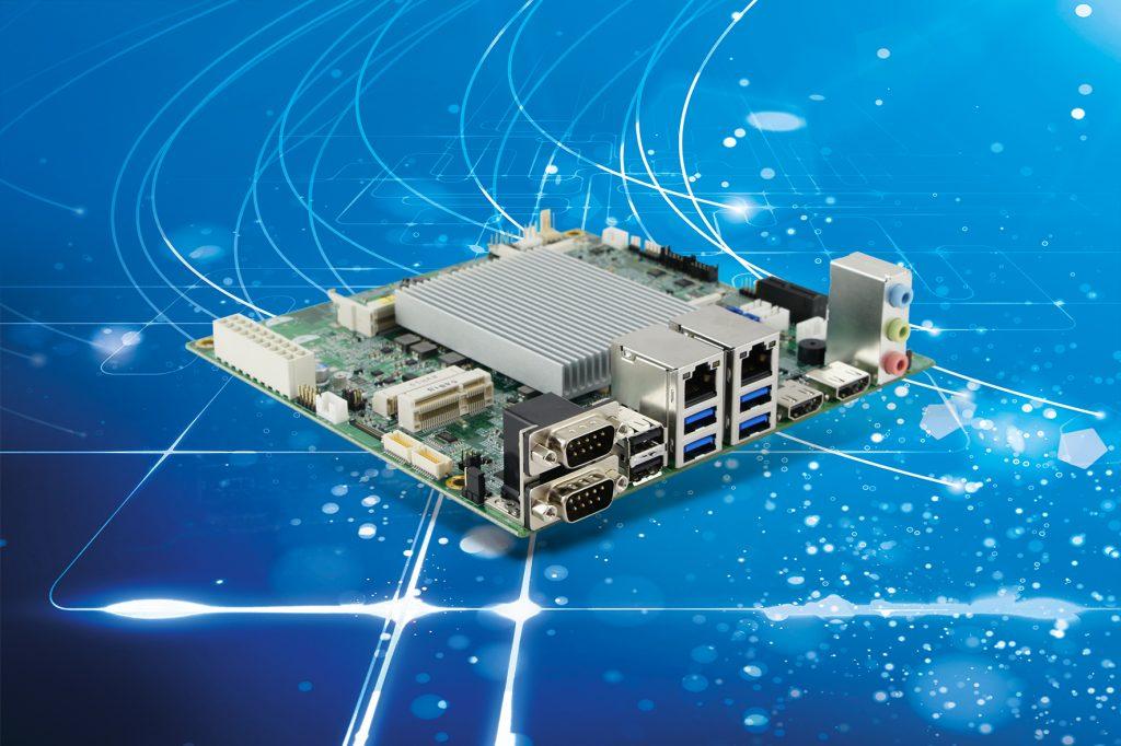 SoC mit Intels neuen Embedded-Prozessoren