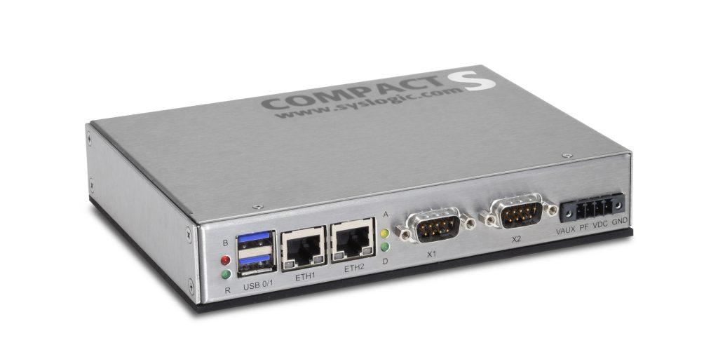 Für die Prozessüberwachung: Syslogic-Industrie-PC mit Apollo-Lake-Prozessor