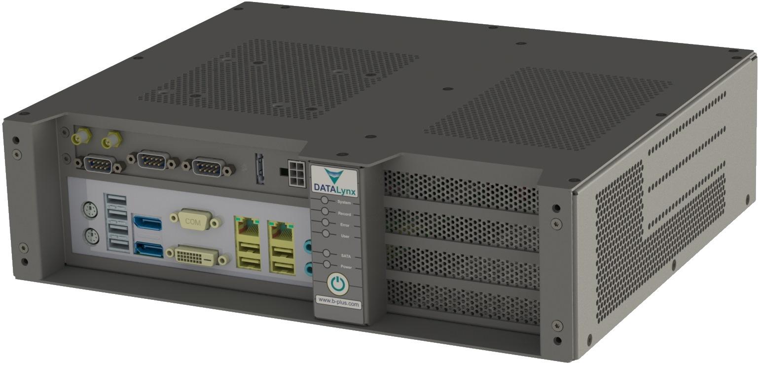 PC Plattform für automotive Anwendungen