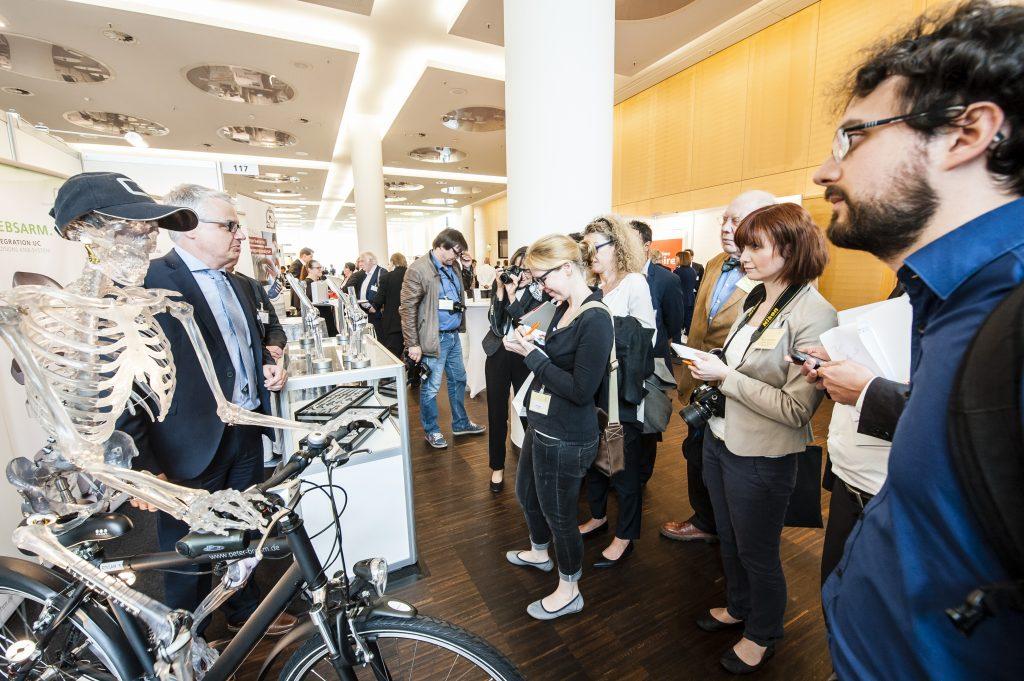 Fachmesse für Zulieferungs- und Herstellungsbereiche der Medizintechnik in Nürnberg
