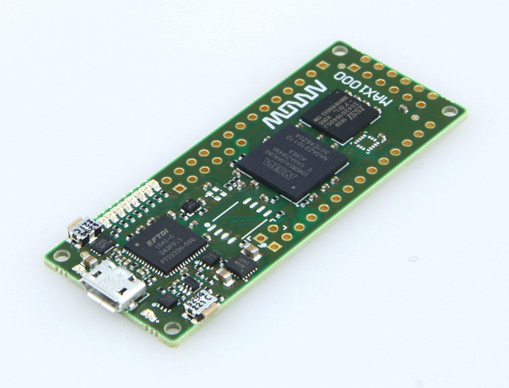 FPGA IoT Maker Board für die Entwicklung von End-to-End-Anwendungen