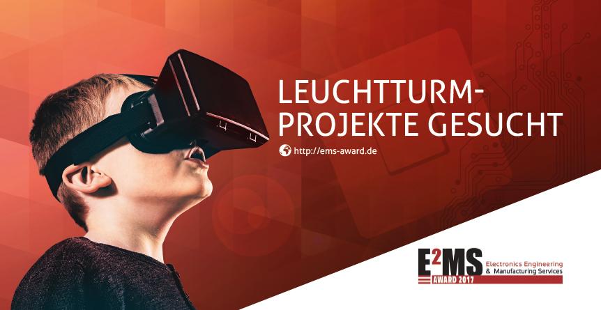 FED startet E²MS-Award 2017 und sucht Leuchtturmprojekte im EMS-Geschäft
