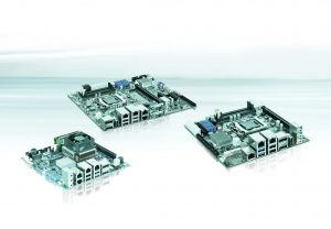 Embedded Boards mit Intel Prozessoren der 7. Generation