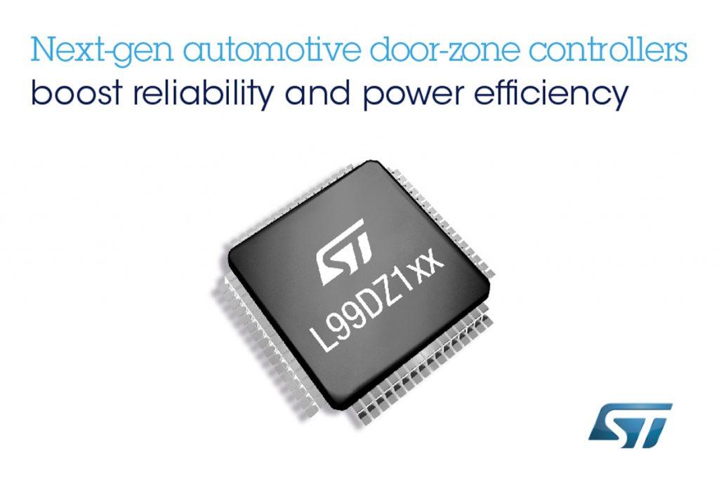 Automotive-Türzonencontroller mit integrierten Power-Management- und Failsafe-Schaltungen