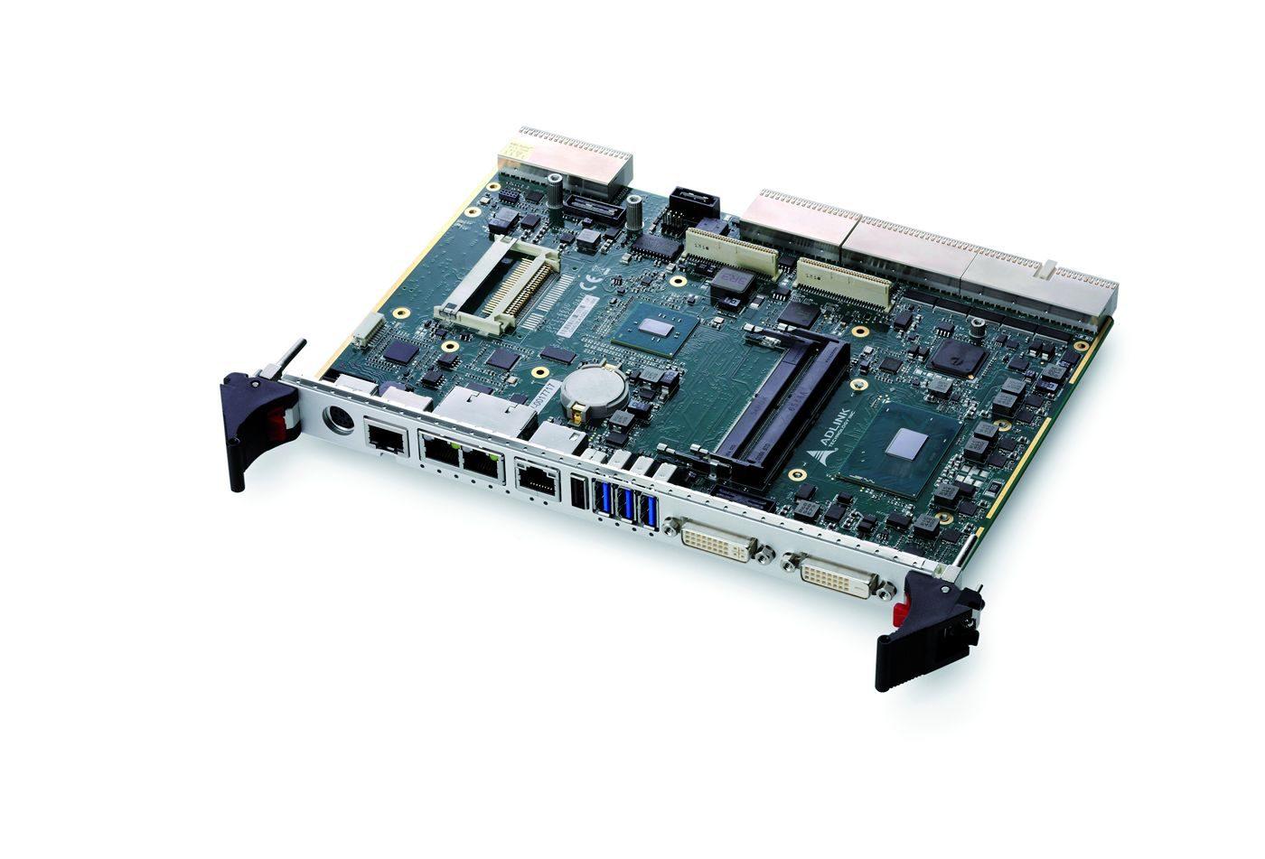 CompactPCI-Blade mit Intel Core-Prozessor der sechsten Generation