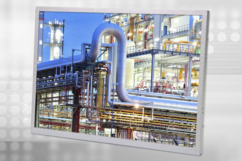30,7cm (12,1?) LC Display von AUO mit Industrietemperaturbereich