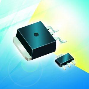 Ultra-Low-Dropout-Regler mit nur 90mV Spannungsabfall