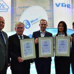 BlueID erhält Zertifizierung für sichere mobile Zutrittskontrolle vom VDE-Institut
