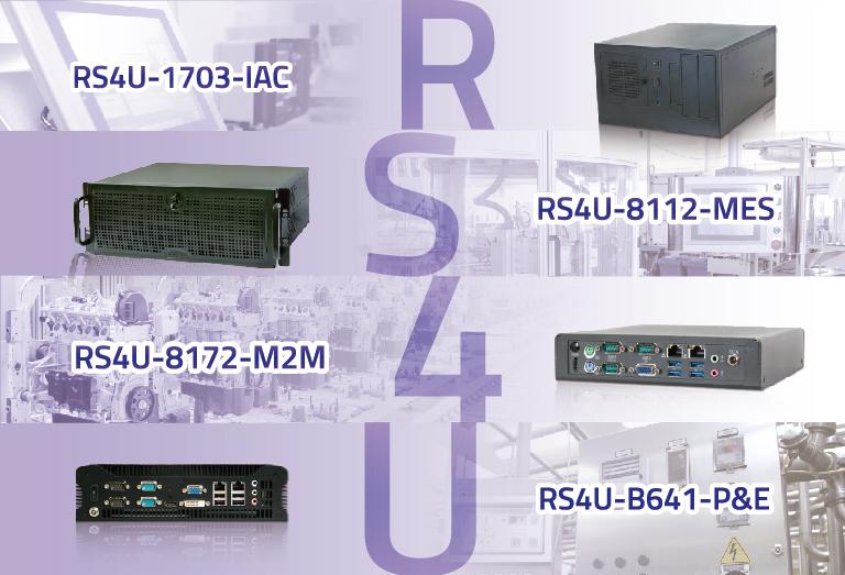 Neue Baureihe von Box-PCs und Embedded Systems