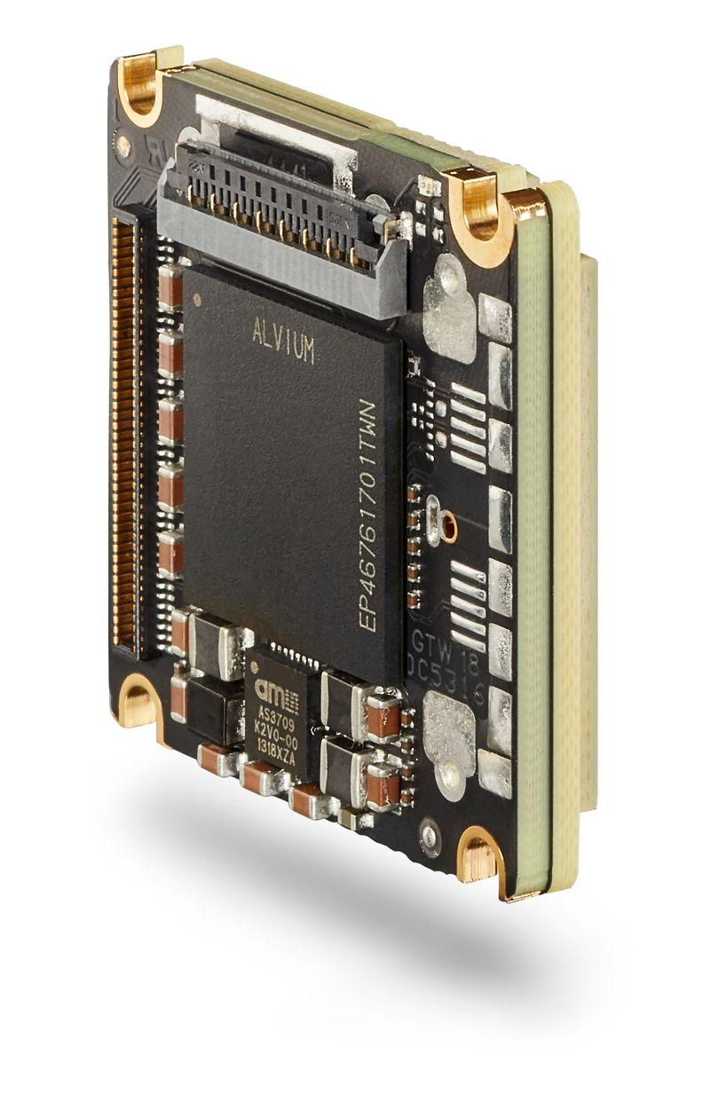 Kameraplattform bringt Leistungsfähigkeit industrieller Bildverarbeitung in die Embedded Welt