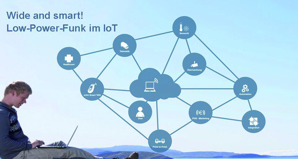 LoRa & BLE – eine smarte IoT-Lösung