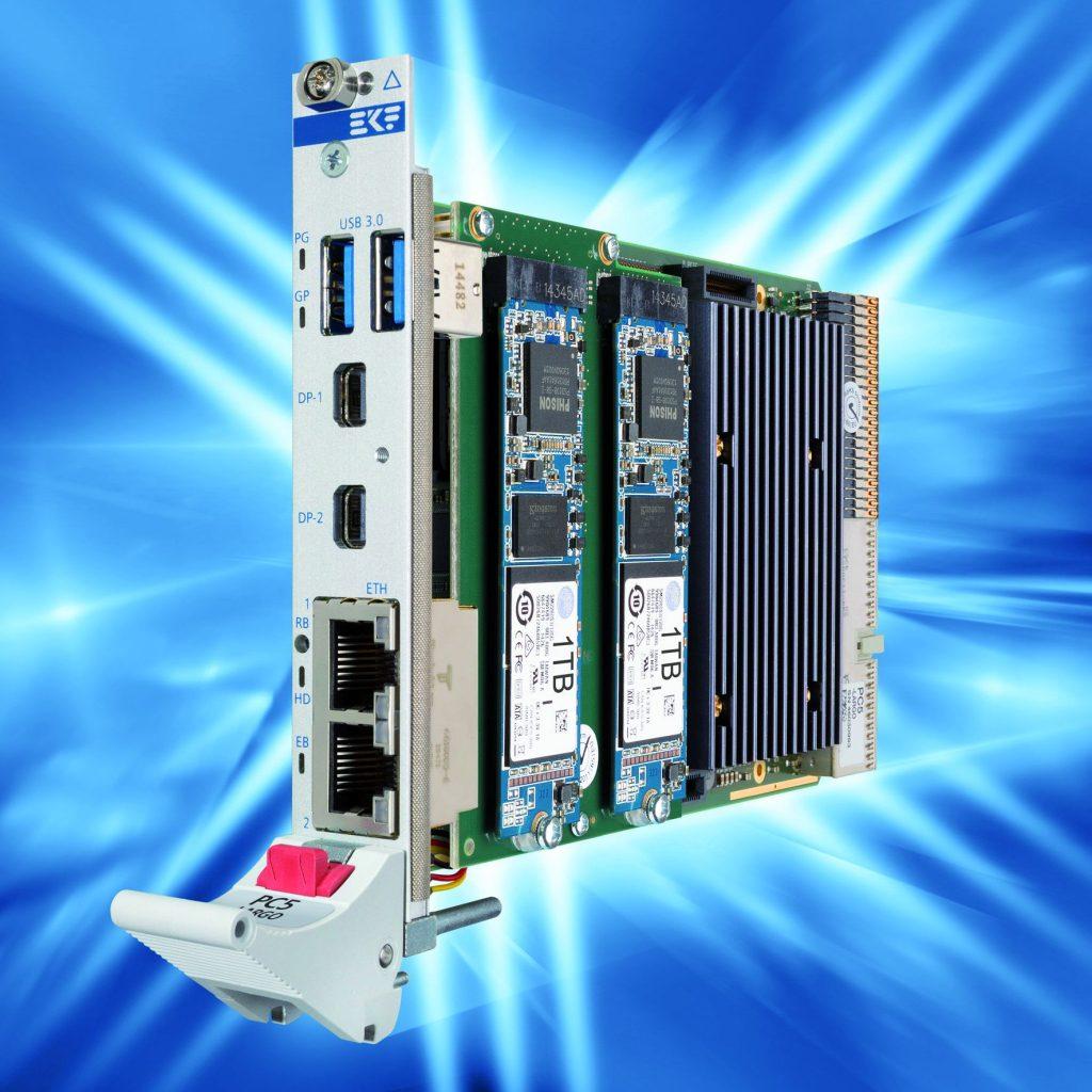 CompactPCI-PlusIO-CPU-Karte