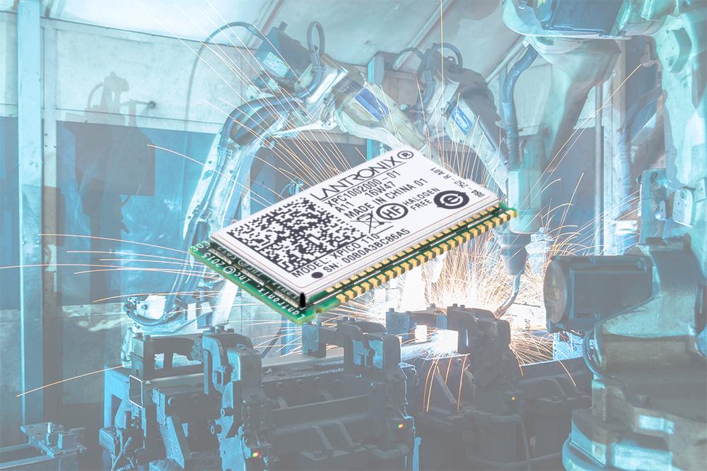 Modul für robuste Ethernet Netzwerk-Konnektivität