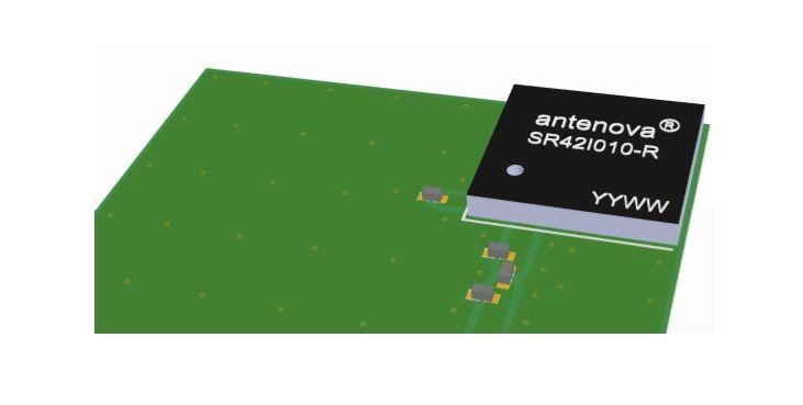 SMD-Antenne für den LPWAN-Markt
