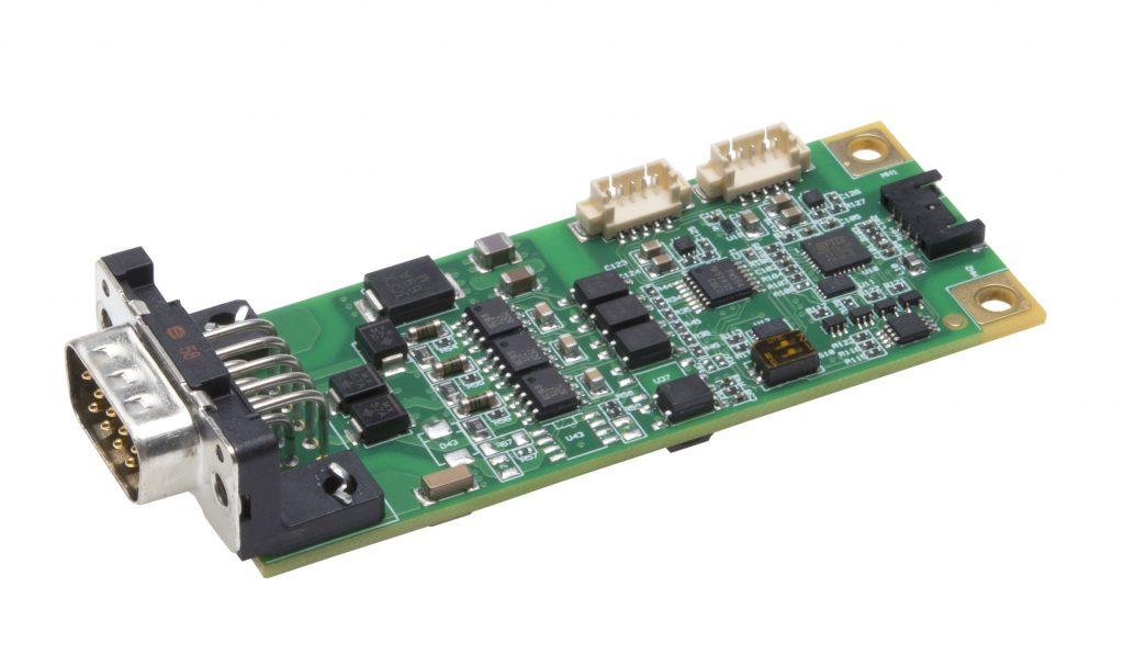 Embedded Systeme mit I/O-Boards modular erweitern