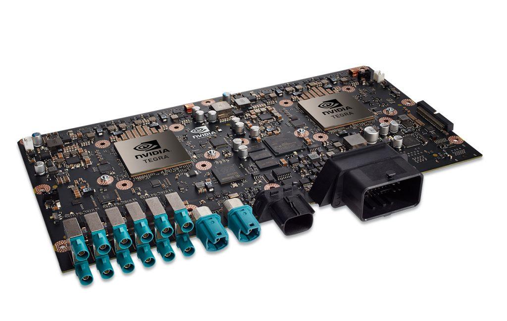 Safety-Evaluierungslösung basierend auf der Nvidia-Drive-PX-Plattform