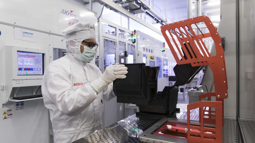 Bosch errichtet neues Halbleiterwerk in Dresden