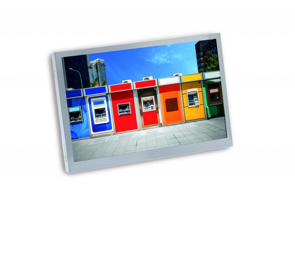 Displays für grelle Umgebungen