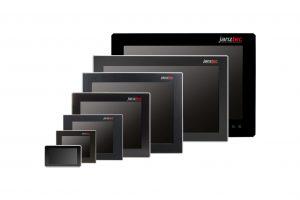 Web Panels und Panel PCs von 6 bis 26 Zoll individuell nach Maß
