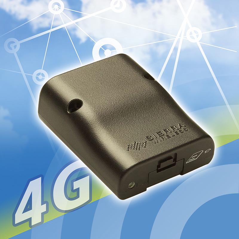 Kompakte 4G-Modems für IoT-Anwendungen